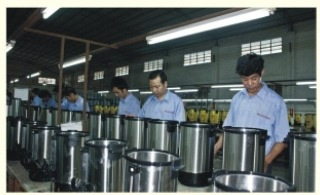 Zhongshan Guibao Electrical Appliances Co., Ltd.