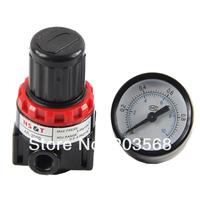 Free Shipping! Air Control Compressor Pressure Gauge Relief Regulating Regulator Valve AR2000