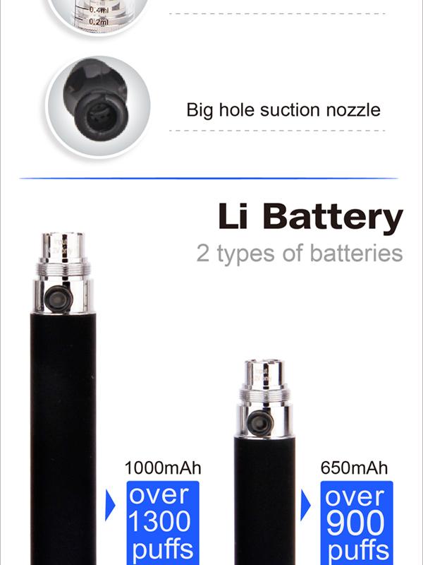 2013 new inventions health products electric cigarette kit iGo2 vapor cigarette wholesale