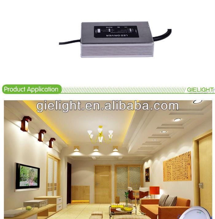 Ultra slim led downlight 12 watt 2700-6500k 100-240Vac 2 years warranty