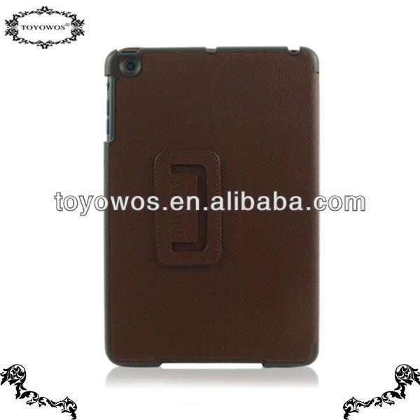 genuine leather sleeve for apple ipad mini