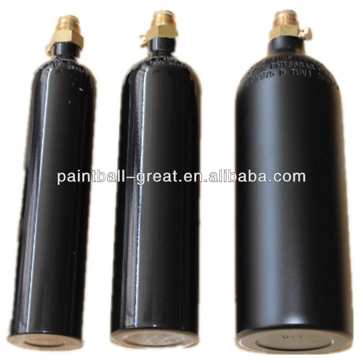 Paintball Co2 Tank Paintball tank aluminum bottlePaintball Co2 Tank Sizes
