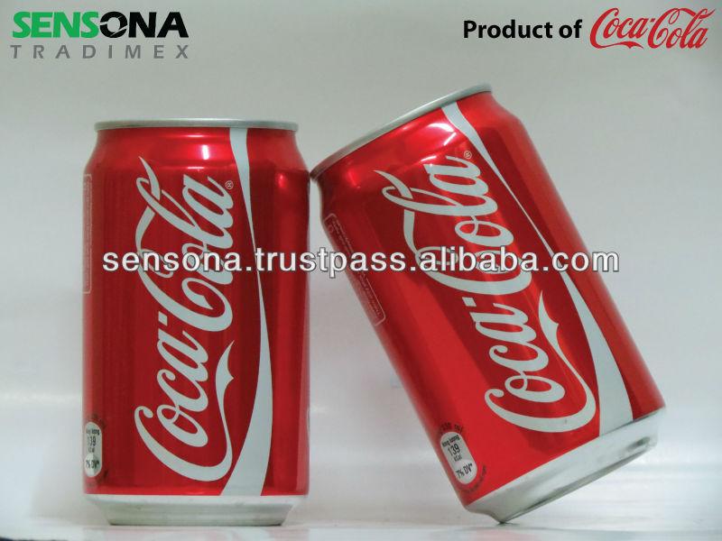 Coca 2013 (New) 330ml can cola