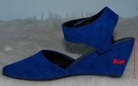 Туфли на высоком каблуке Faux Toe