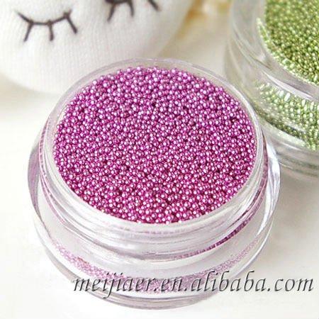Mini Beads 3d Nail