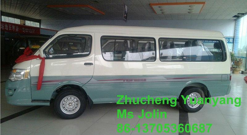 6-14 Seat Foton View Minibus for Sale,Foton Minibus