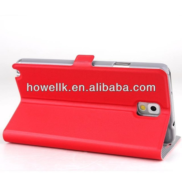 hot selling for stand case samsung galaxy note 3