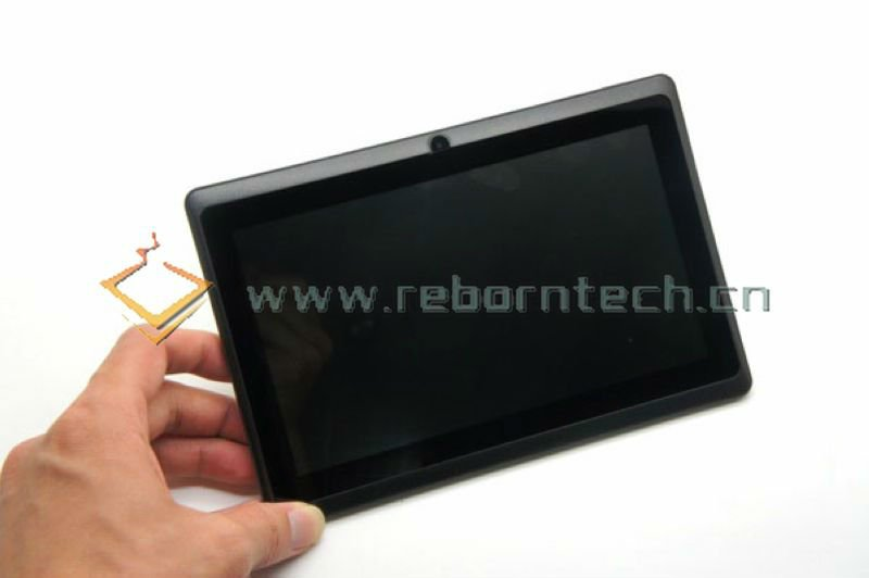 Android Tablet PC Boxchip A13 Android 4.0 1GHZ Capacitive 512MB 4GB