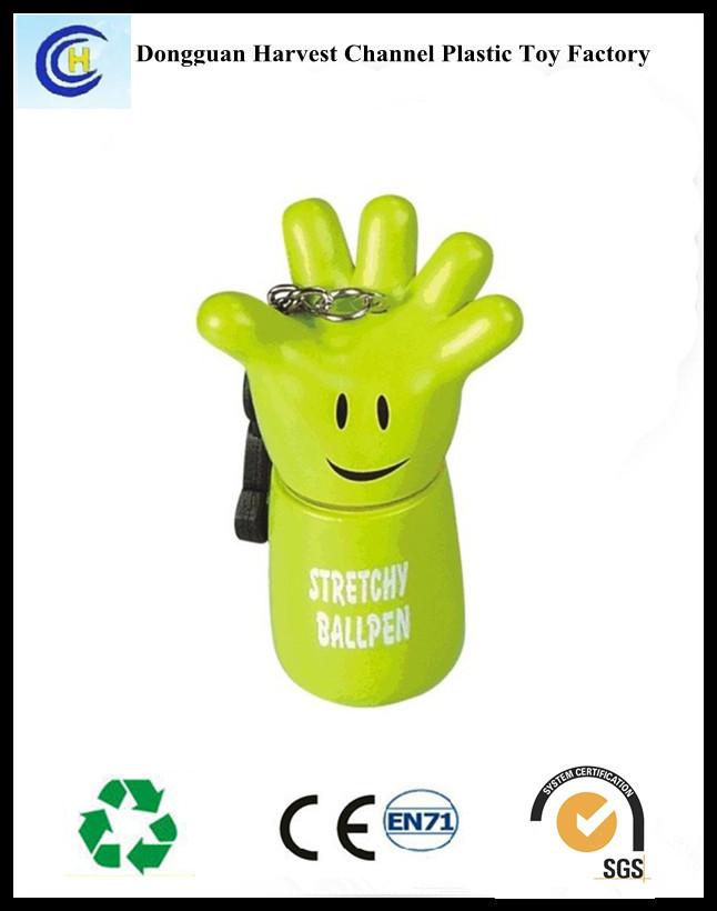 Hot products promotional plastic novelty cartoon ballpen