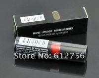 2012 new Makeup MATTE Lipstick 3g 15 color (15pcs/lot)!Free shipping