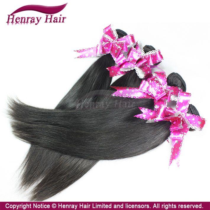 Henray Untangle Cheap Real Human Hair Extensions Hong Kong