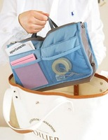 Косметичка 2013 invite/Thicken multi-functional cosmetic bag/Oganizer bag Seven colors/Admission packages/hot sale ZN304