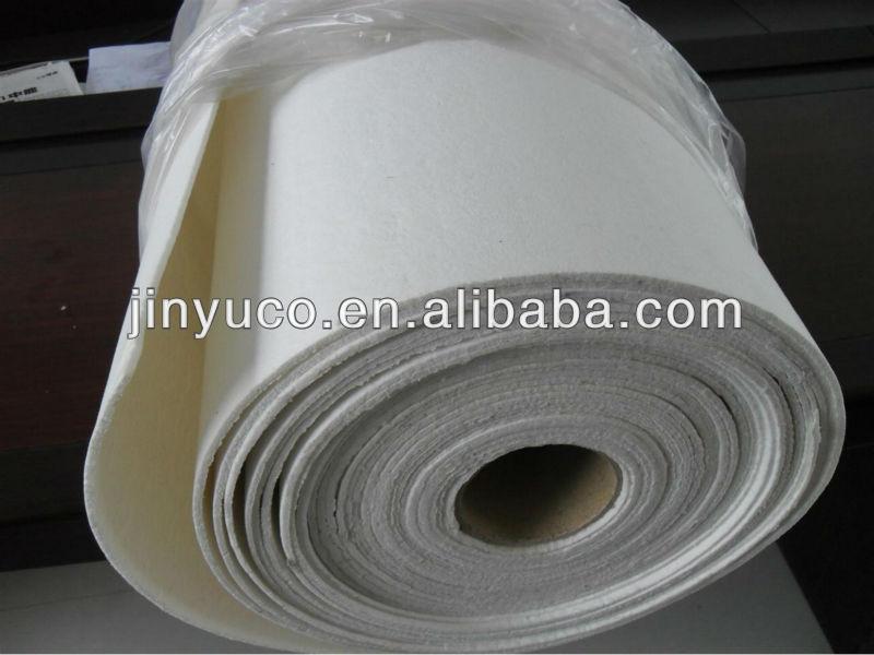 Теплоизоляционная огнеупорная керамическая бумага ткб