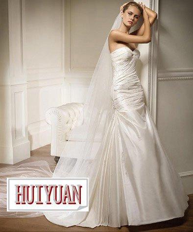 white wedding dressbridal