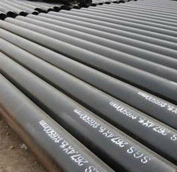 ASTM A335 P22 Seamless Ferritic Alloy-Steel Pipe for High-Temperature Service