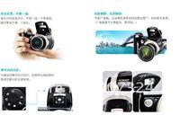 Цифровые камеры GBP DC500T