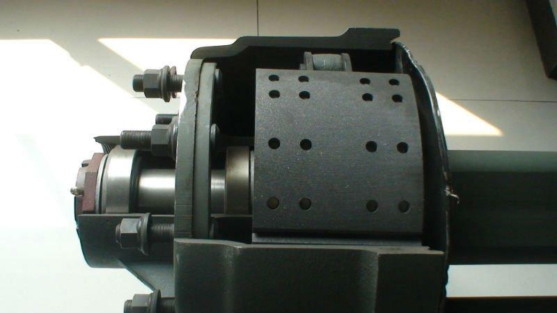 Semi Truck Brake Lining : Semi trailer brake lining truck auto parts