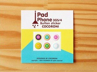 Free Shipping 50pcs Sticker Home Button/Key  Sticker for Apple iPhone 4S 4 3G 3GS iPad 2 iPod Touch Wholesale