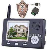 Видеодомофон 380TVL + 1 3,5/tft /2.4