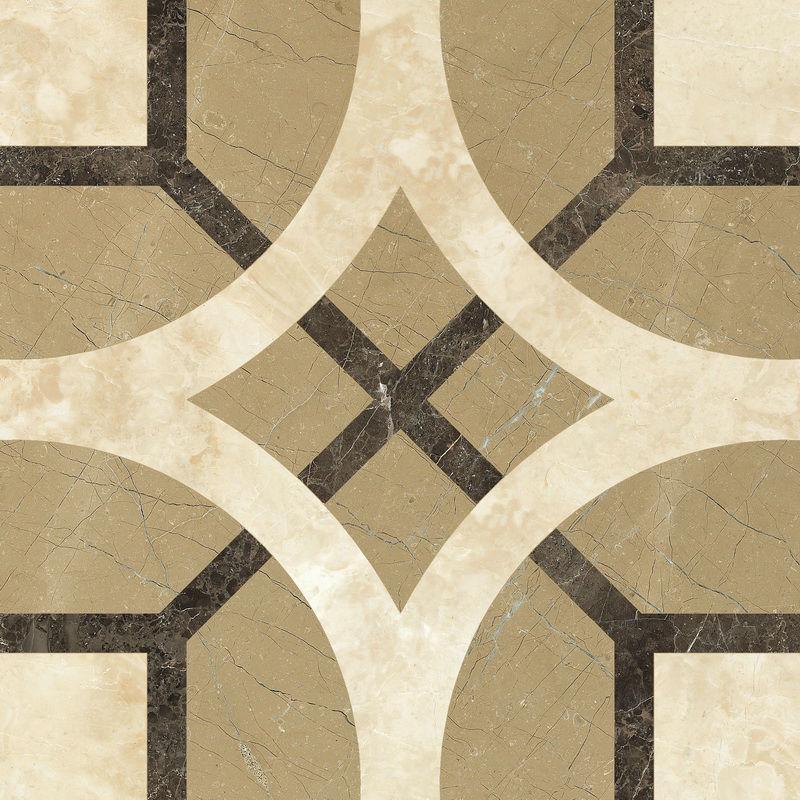 Floor tile marble