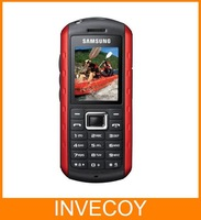 Мобильный телефон Original Samsung B2100 unlocked bar cell phone Water proof bluetooth 1.3MP