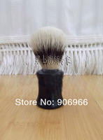Кисть для бритья Best selling! Black Hair Wooden Handle Shaving Brush for Man Beard Brush Shaving Tool 1pcs