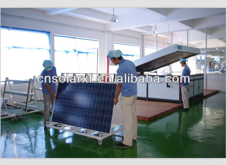 120W polycrystalline solar panel price