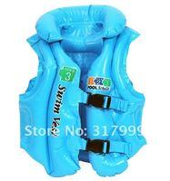 Спасательный жилет Kids Life Vest Lift Jacket Floating Suit for Kids SizeL E224