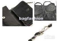 Товары на заказ Designer Butterfly bow-knot Clutch Purse wristlet evening bag Chain Bags wallet Handbag Shoulder 513