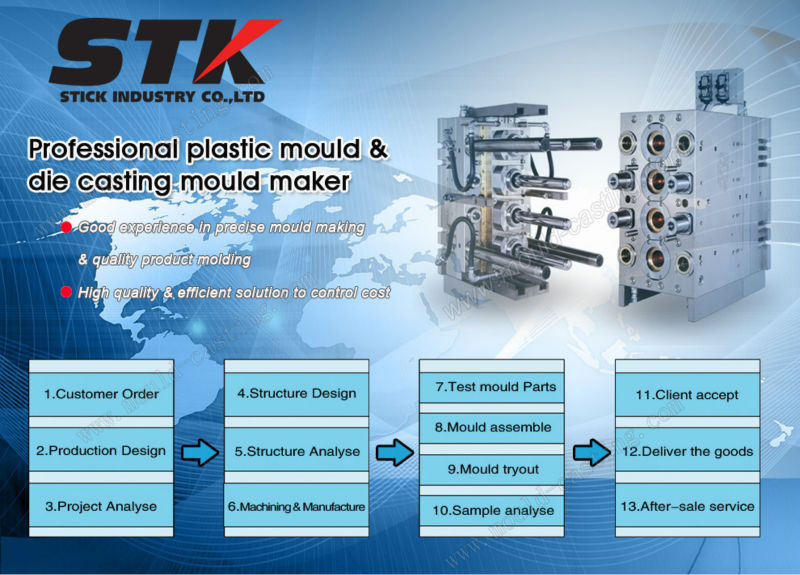 China Plastic Injection Mould