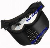 Защитная маска marui Full Face airsoft Goggle black