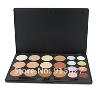 20 Full Color Cream Concealer Pro Camouflage Eyeshadow Make Up Makeup Cosmetics Lipsticks Lip Gloss Neutral Palette Tools Set
