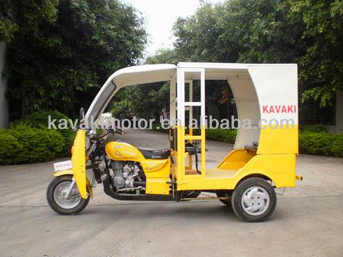 Bajaj style passenger auto richshaw