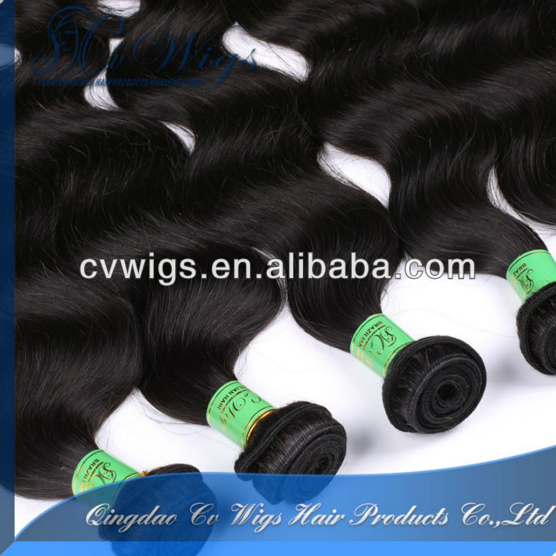 Cheap Virgin Brazilian Body Wave Hair Weaving Wholesale