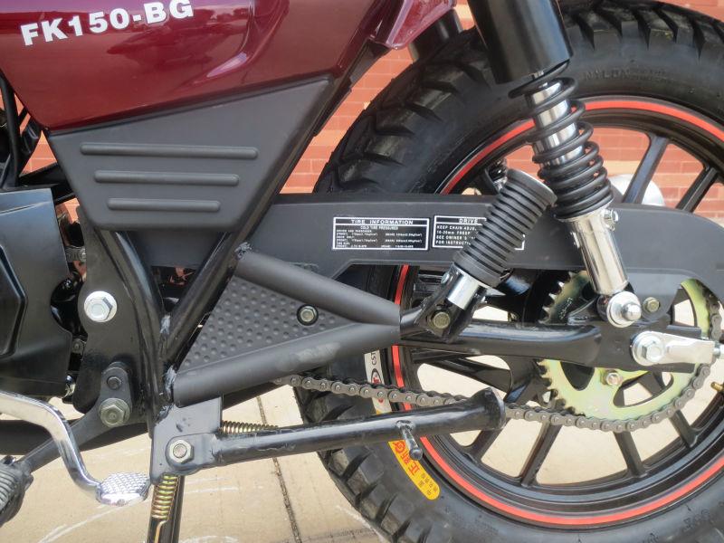 FK150-BG 2014 hot sale 150cc Fekon motorcycle