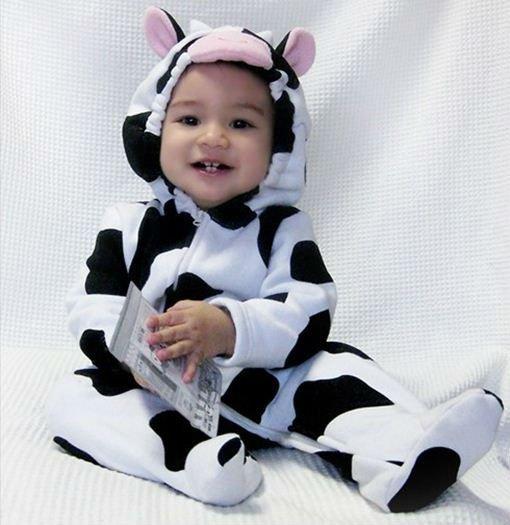 Invierno animal del bebé del mameluco, Super lindo traje de formas ...