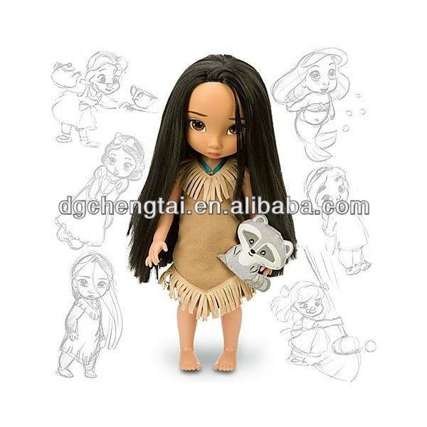 natale nuovo animatori principessa bambola collezione