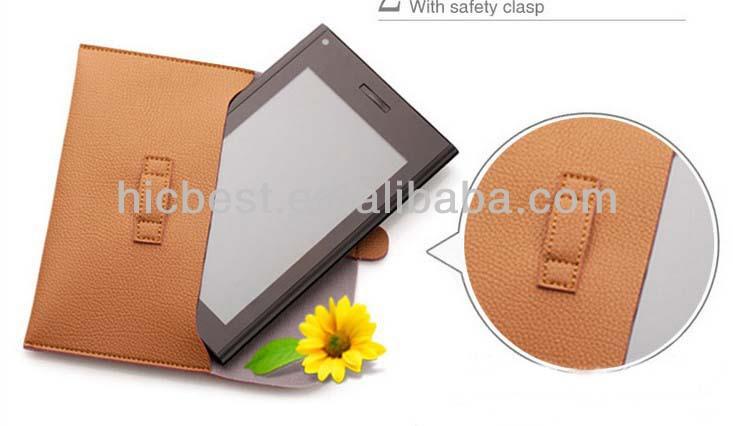 Soft PU Leather Case Tablet PC Case Cover For iPad 4/iPad Mini/iPad Air