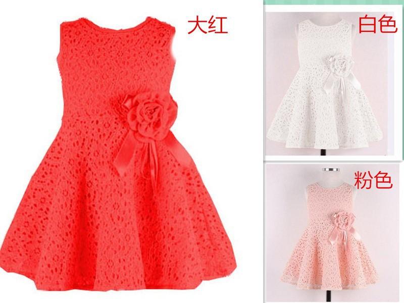 Модные платья для девочек фото