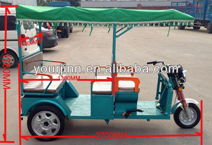 Electric Auto Rickshaws