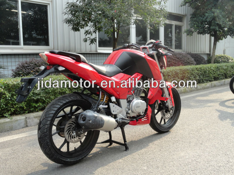 street legal motorcycle 200cc JD200S-3