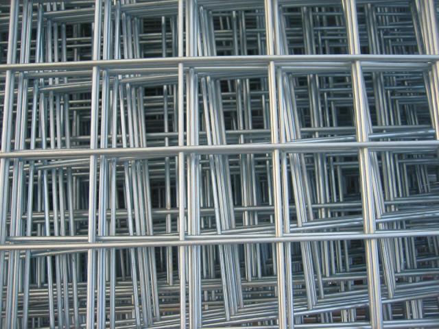 Galvanized Welded Wire Fabric 2x2 Galvanized Welded Wire