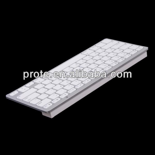 Li-ion/AAA battery bluetooth wireless keyboard