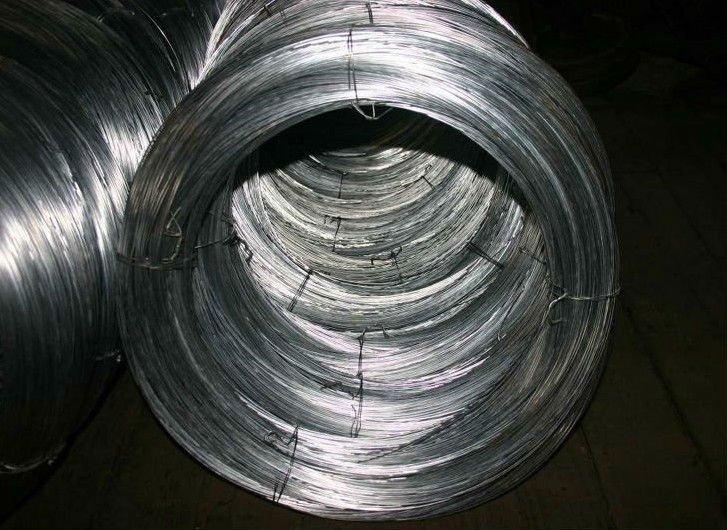 Galvanized Iron Wire-0--( Electric & hot-dip zinc )