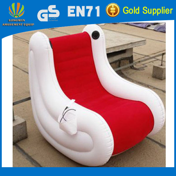 2014 PVC cheap air bed sofa inflatable air sofa giant inflatable sofa