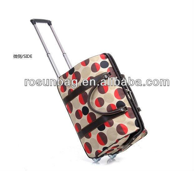 New Fashion high quality trolley travel bag