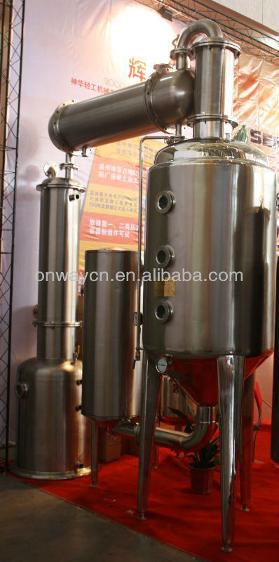 WZ alcohol distilling
