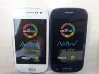 Мобильный телефон MINIS3 galaxy s3 mini9300 i8190 MTK6515 4.0 Android 2.3.6 1 3.0 MP