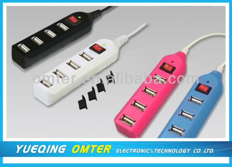 Hot Sale 12v on/off dot led round rocker switch