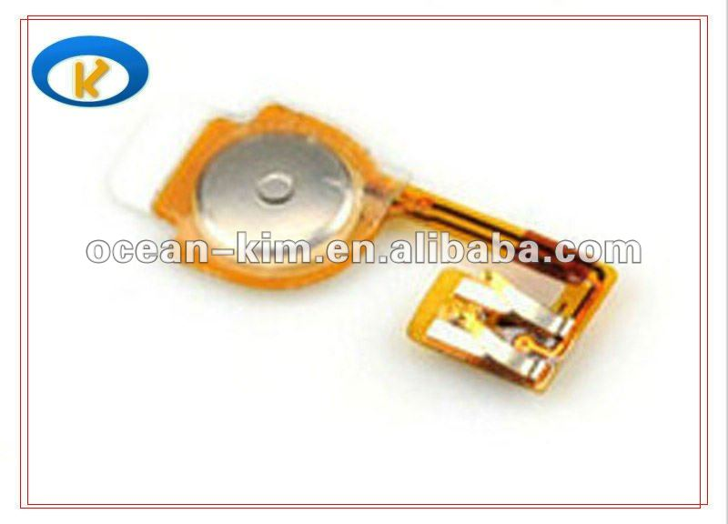 DHL Free Shipping For 2 in 1 Controller And Home Button PCB Flex Cable Replacement for iPhone 3GS